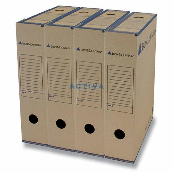 Iron Mountain Dg 01s Archive Box Activa