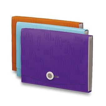 Obrázek produktu Aktovka FolderMate I Clip - A4, 13 kapes, výběr barev