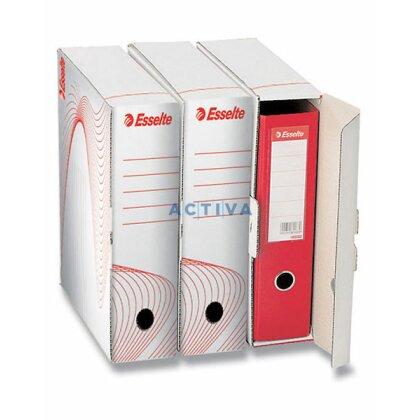 Obrázek produktu Esselte - krabice na pořadače