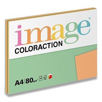 Obrázek produktu Barevný papír Image Coloraction - Mix intenzivní - 80 g, 5 x 20 listů