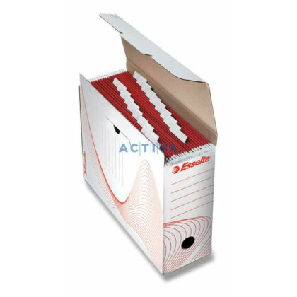 Obrázek produktu Esselte - archivační krabice - pro závěsné desky