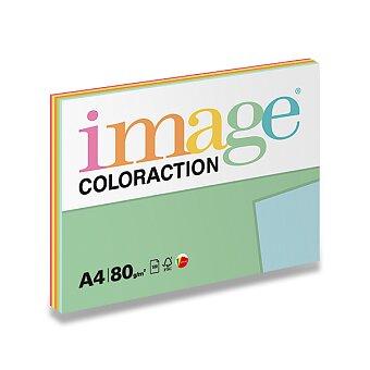Obrázek produktu Barevný papír Image Coloraction - Mix reflexní - 80 g, 5 x 20 listů