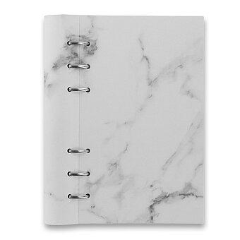 Obrázek produktu Blok Filofax Clipbook Marble A6 - mramor