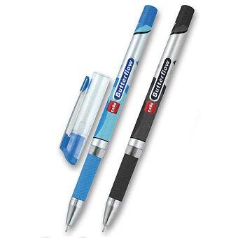 Obrázek produktu Kuličková tužka Cello Butterflow - modrá
