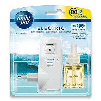 Obrázek produktu Elektrický osvěžovač vzduchu Ambi Pur Electro Warmer - strojek s vůní ocean mist