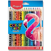 Pastelky Maped Color´Peps Animals