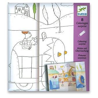 Obrázek produktu Vyskakovací obrázky Djeco - Hra na schovávanou