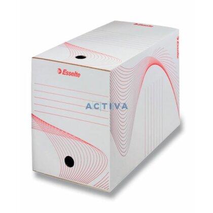 Obrázek produktu Esselte - archivační krabice - hřbet 200 mm