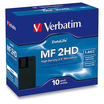 Obrázek produktu Verbatim - disketa 3,5