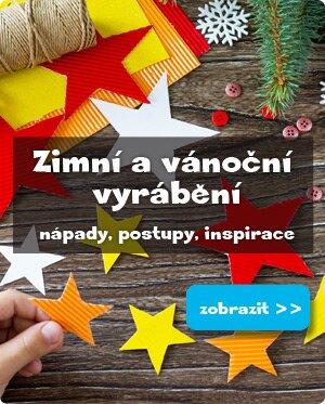 Vánoční vyrábění