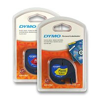 Originální pásky Dymo pro štítkovač LetraTag