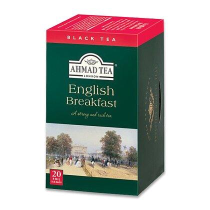 Obrázek produktu Ahmad Tea - černý čaj - English Breakfast, 20 ks