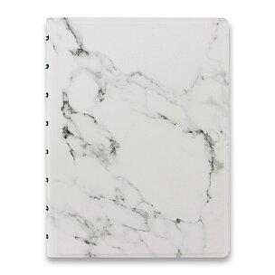 Zápisník A5 Filofax Notebook Marble