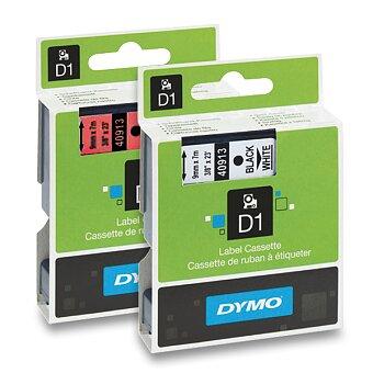 Obrázek produktu Originální polyesterové pásky Dymo pro štítkovače LabelManager - 12 mm x 7 m