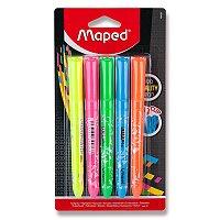 Zvýrazňovač Maped Fluo Peps Pen