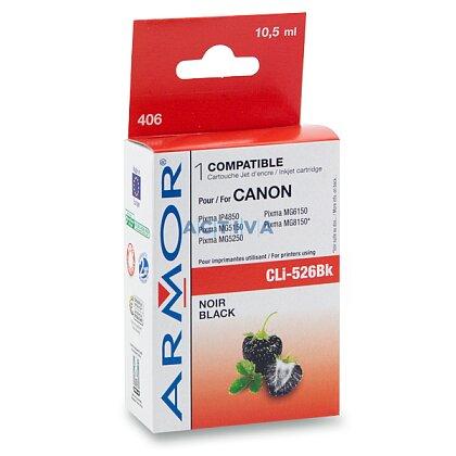 Obrázek produktu Armor - cartridge CLI-526, black (černá), 10,5 ml pro inkoustové tiskárny