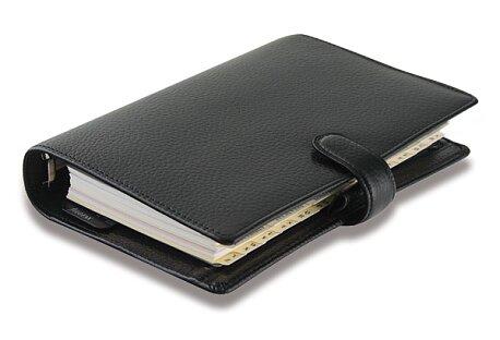 Obrázek produktu Diář A5 Filofax Finsbury - černý