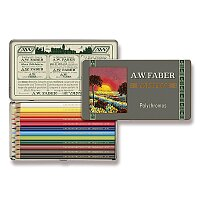 Pastelky Faber-Castell Polychromos 111 Years