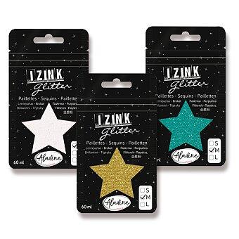 Obrázek produktu Diamantové třpytky Aladine IZINK - 60 ml