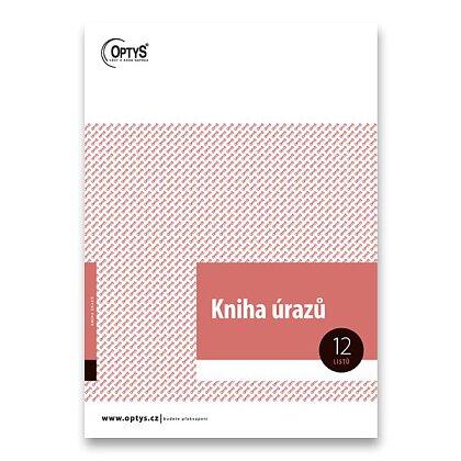 Obrázek produktu Optys - Kniha úrazů