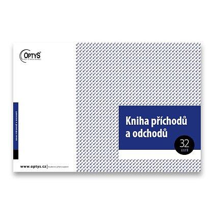 Obrázek produktu Optys - kniha příchodů a odchodů
