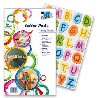 Obrázek produktu Samolepicí písmenka - 30 x 15 kusů