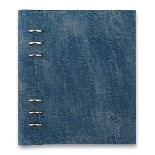 Blok Filofax Clipbook Denim A5