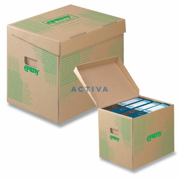 4affe7a01 Obrázok produktu Emba Úložný box 2 - archivačná krabica - 350 x 300 x 305 mm