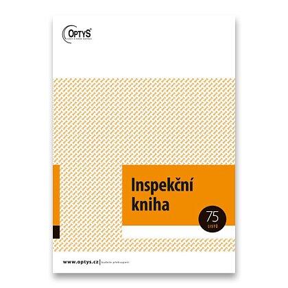 Obrázek produktu Optys - inspekční kniha