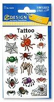 Tetování Avery - Pavouci