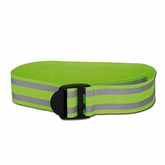 Obrázek produktu FLORIAN - polyesterový elastický reflexní pásek, žlutá