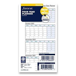 Roční plánovací kalendář 2020-2023, AJ