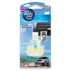 Ambi pur car perfume refill battery operated bird bath fountain