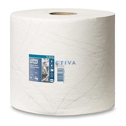 Obrázek produktu Tork Heavy-Duty - odolné papírové utěrky - 2vrstvé, bílé