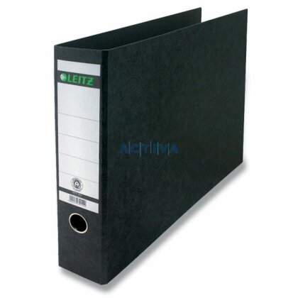 Obrázek produktu Leitz Exclusive - pákový pořadač - A3, 77 mm, černý