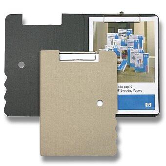 Obrázek produktu Psací desky s klipem Emba Luxor - A4, kartonové, výběr barev