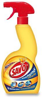 Obrázek produktu Čistící prostředek na kuchyně Savo - 0,5 l