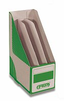 Otevřený archivační box Emba dělený