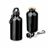 BARAC - hliníková outdoorová láhev, 500 ml, výběr barev