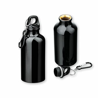 Obrázek produktu BARAC - hliníková outdoorová láhev, 500 ml, výběr barev