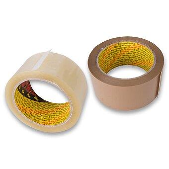 Obrázek produktu Balicí páska Scotch 371 - 50 mm x 66 m, výběr barev