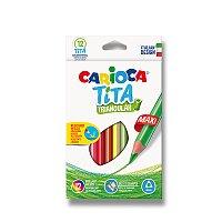 Pastelky Carioca Tita Triangular Maxi