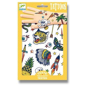Obrázek produktu Tetování Djeco - Bang Bang