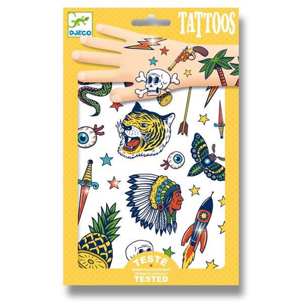 Tetování Djeco Bang Bang Djeco