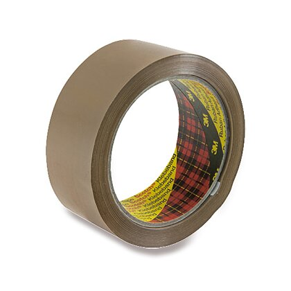 Product image Scotch 371 - packaging tape - 38 mm × 66 m, brown