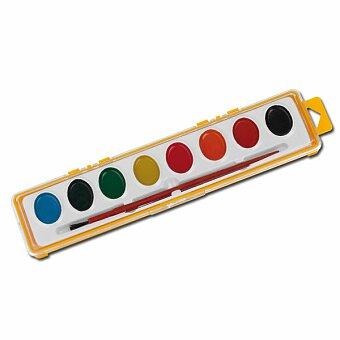 Obrázek produktu PAINTER - vodové barvy s plastovým štětcem, žlutá
