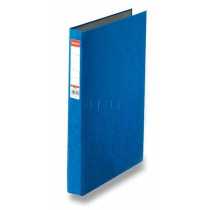 Obrázek produktu Esselte Rainbow - 2kroužkový pořadač - A4, 40 mm, modrý
