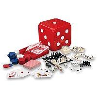 Cube - sada 6 her v plastové kostce