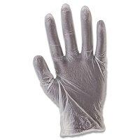Jednorázové vinylové rukavice pudrované