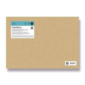 Obrázek produktu Kreslicí karton Shkolyaryk Aquarelle - A3, 20 listů, 240 g